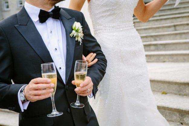 Ślub zimową porą – ubiór dla Pana Młodego