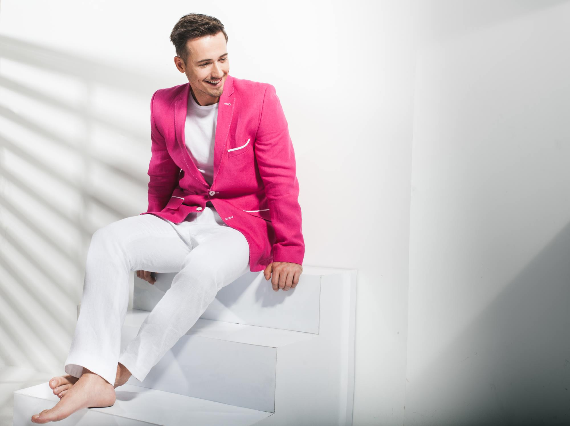 Moda męska dla gości uroczystości ślubnych